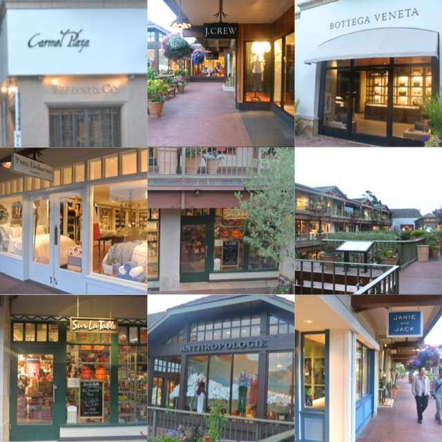 CA Carmel Plaza colagem