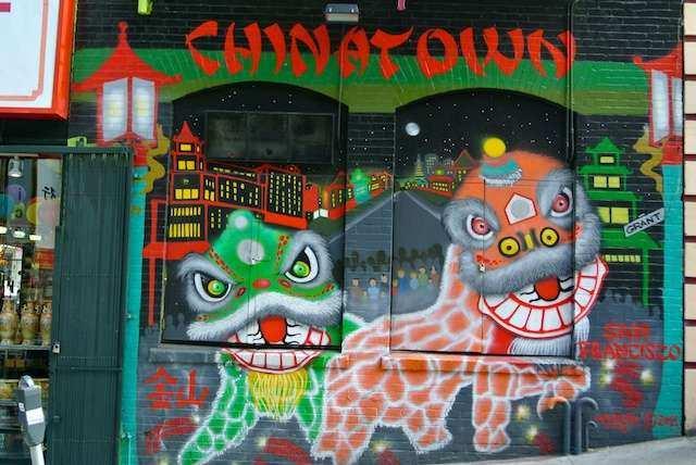 CA P Sao Francisco chinatown 1
