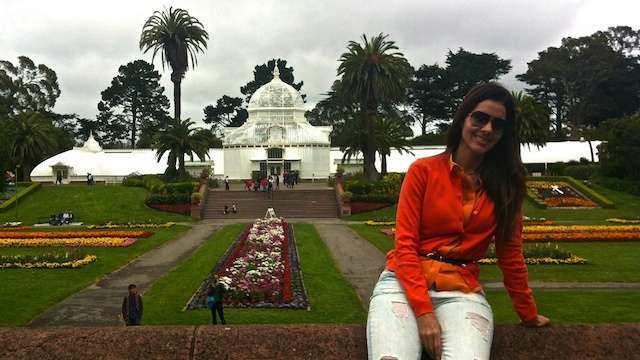 CA P Sao Francisco conservatory
