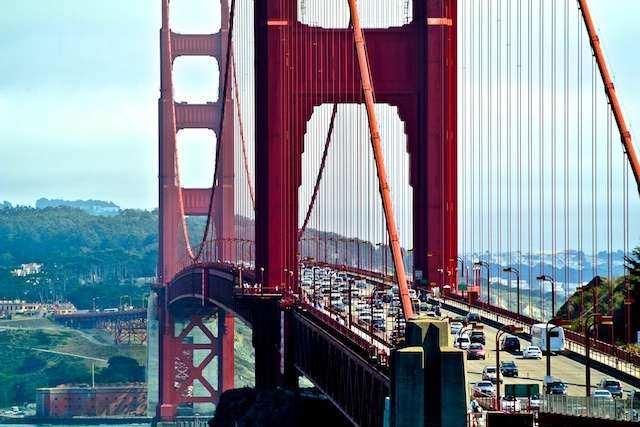 CA P Sao Francisco golden