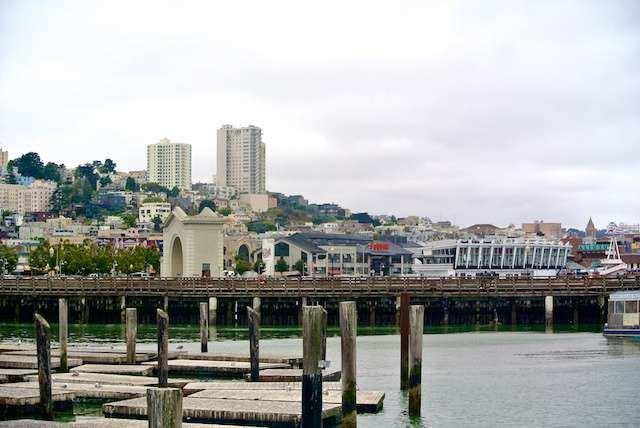 CA P Sao Francisco wharf