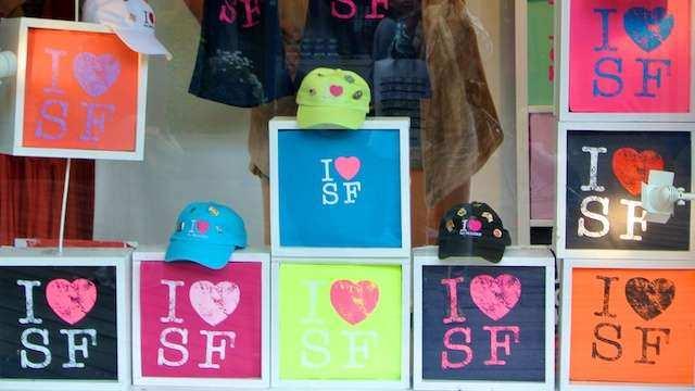 CA Sao Francisco Love