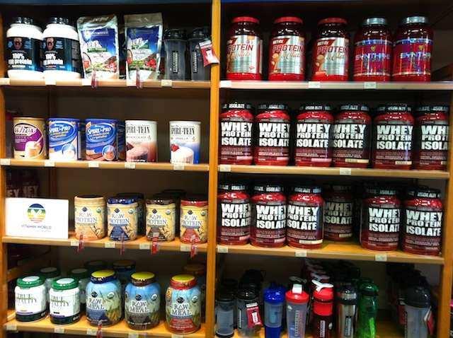 Camarillo Vitamin World
