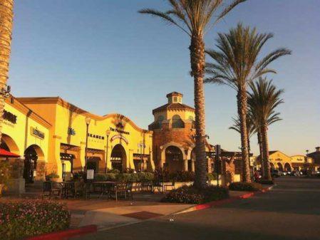 Camarillo Premium Outlets California: Região de Los Angeles