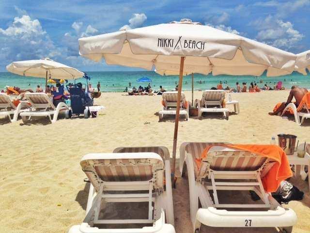 Miami Nikki Beach