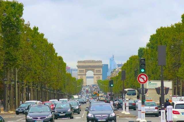 Paris Champs