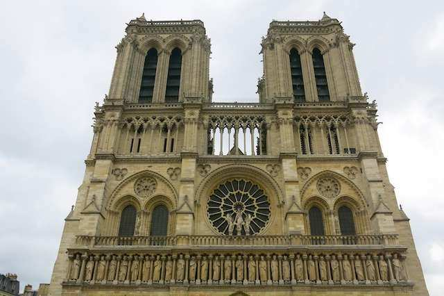 Paris Notredame