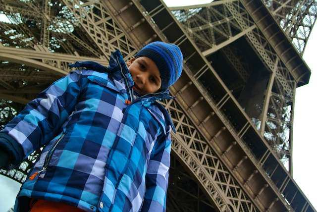 Paris Torre eiffel 1