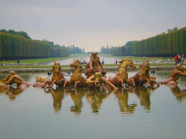 Paris Versailles 1