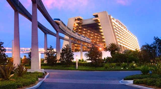 Disneys Contemporary Resort