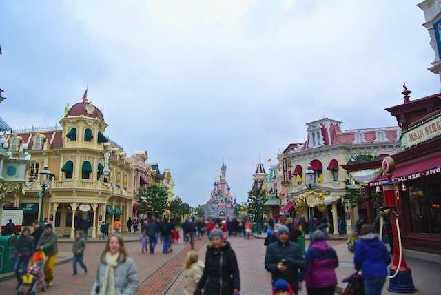 Paris Disney castelo 2