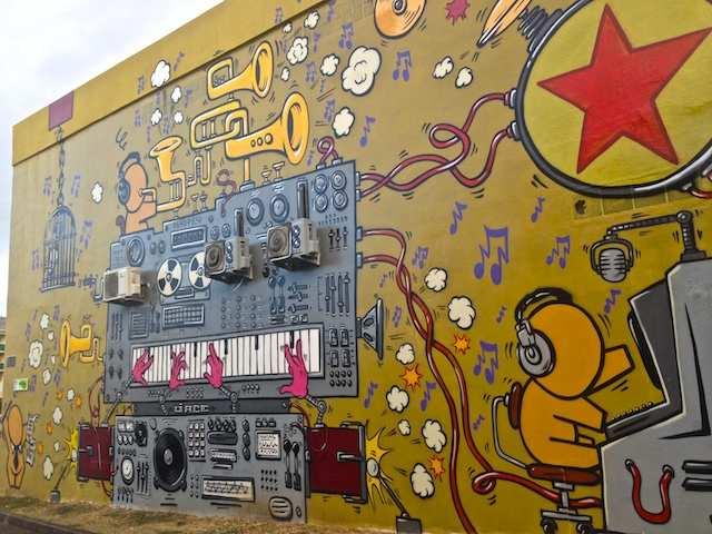 Reunion street art 1