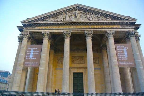 Paris Hoteis Panteao
