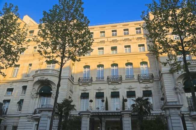 Paris Hotel Shangrila