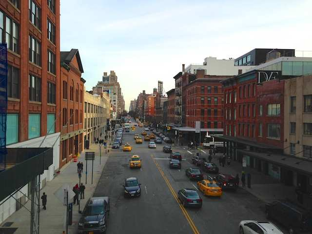 Nyc passeios Highline 2