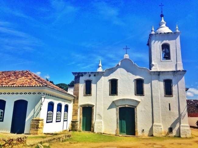 Paraty Igreja