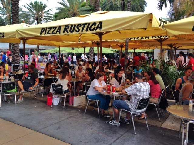 Miami Pizza Rustica