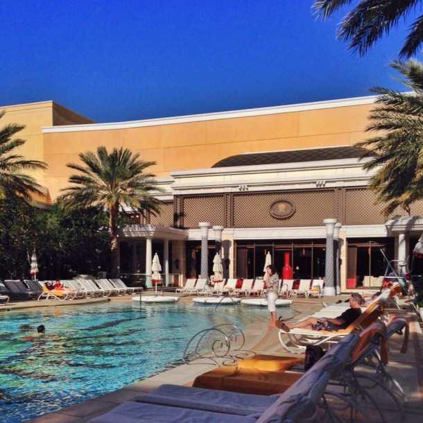 Las Vegas piscina 2