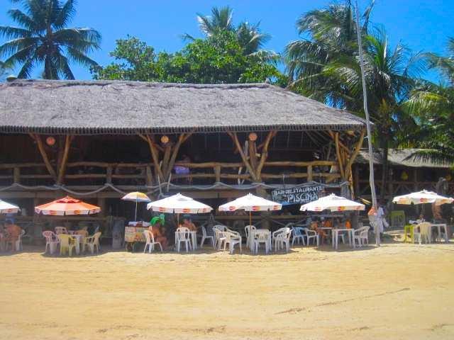Morro Bar da Piscina