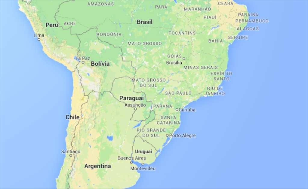 Mapa vin colas chile rota dos vinhos for Calles de santiago de chile