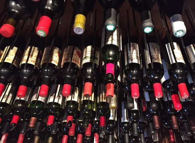 Chile vinhos 1