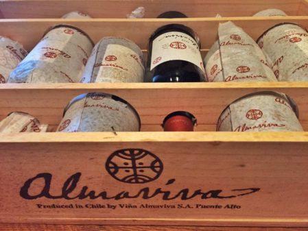 Melhores lojas de vinho em Santiago do Chile