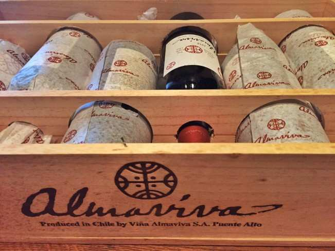 Chile vinhos 2