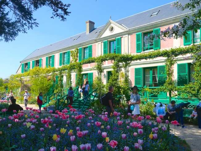 GIVERNY tam P 3