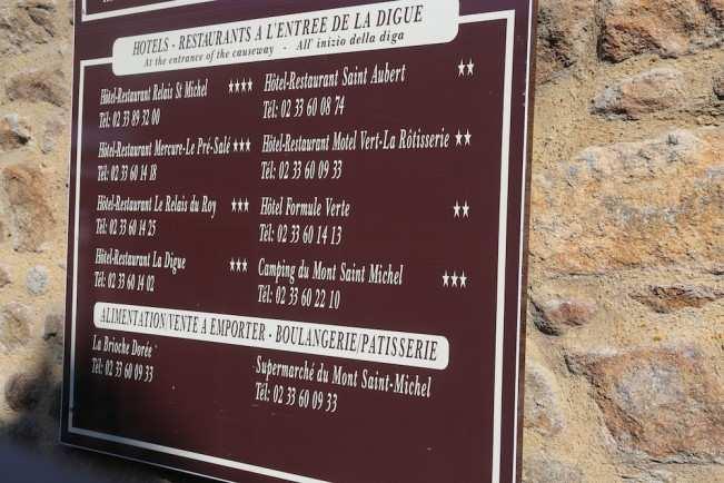 Normandia Mont Saint Michel 10
