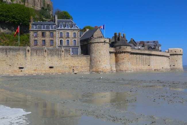 Normandia Mont Saint Michel 20