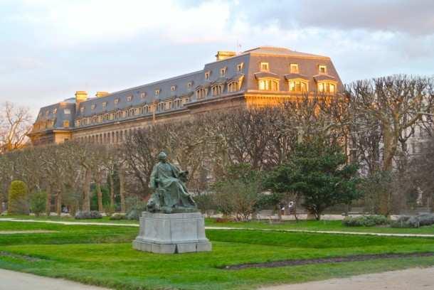Paris Hotel 5e