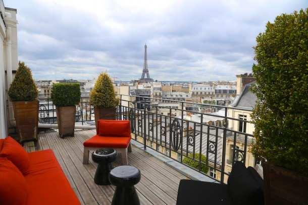 Paris Hotel 8e 2