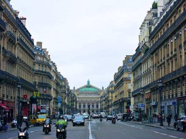 Paris Hotel 9e