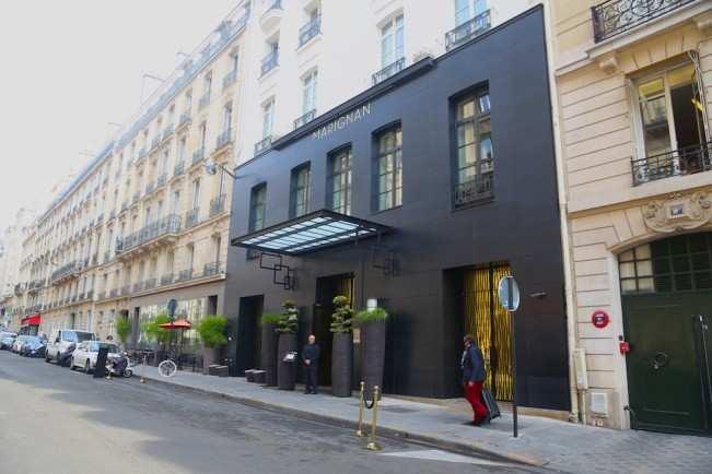 Paris Hotel Marignan  2