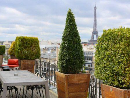 Hotel Marignan Paris: hotel boutique próximo à Champs-Élysées