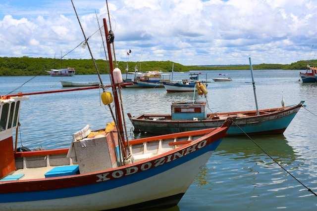 Trancoso 10 programas barco