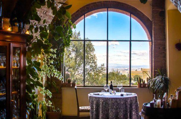 Toscana restaurante Il Giglio