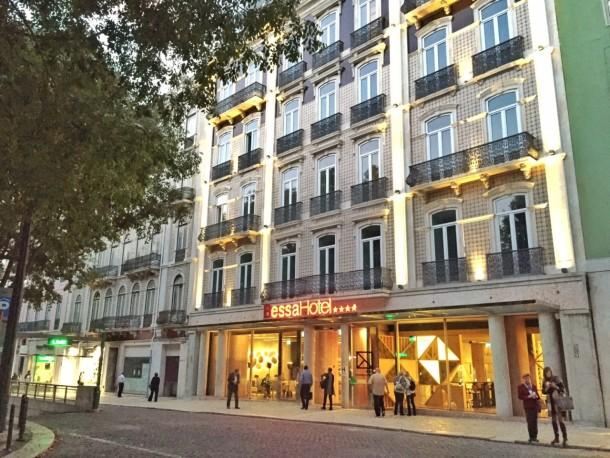 Lisboa Bessa Hotel