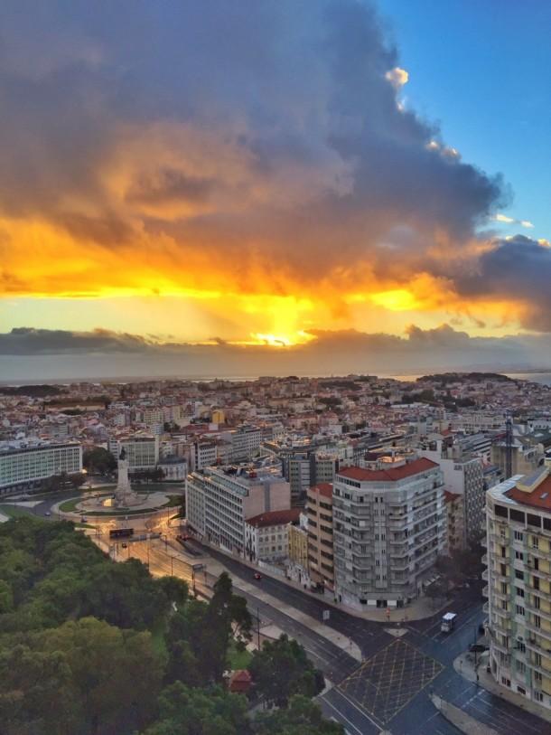 Lisboa FS Vista