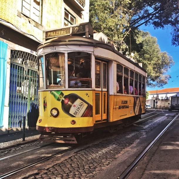 Lisboa eletrico 28