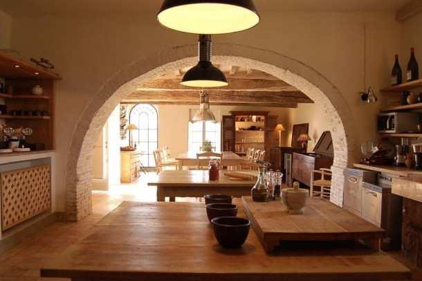 Toscana casa cozinha 1
