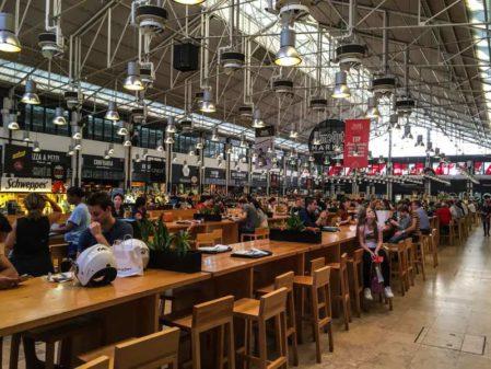 Mercado da Ribeira em Lisboa: passeio gastronômico