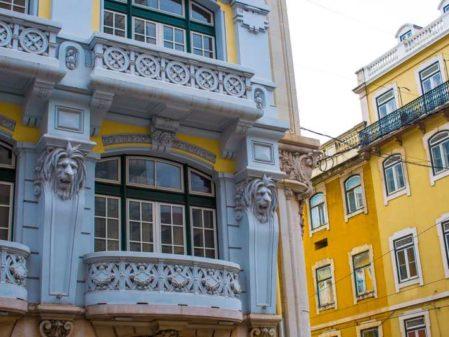 Baixa e Chiado em Lisboa: dicas de passeios e hospedagem