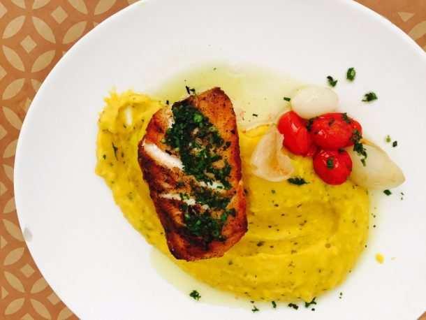 Poro restaurante em Salvador peixe