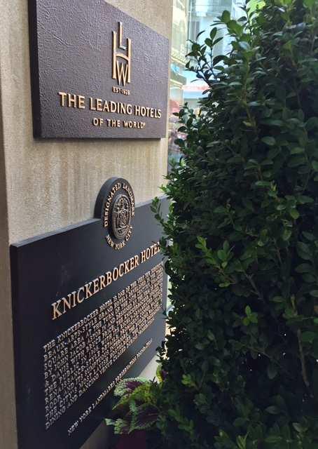 Melhor hotel em Times Square The Knickerbocker 3
