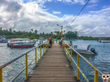 Como chegar em Boipeba - Bahia