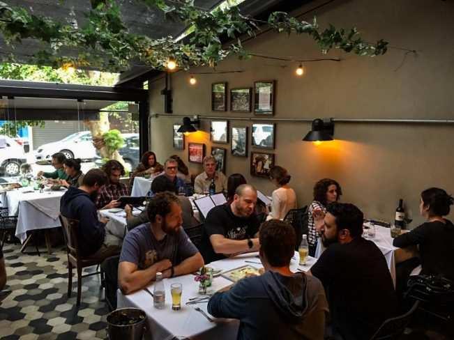 fb6623d1b401 Com massas feitas artesanalmente e atendimento excelentes, ele está na  lista dos mais queridos restaurantes de SP.