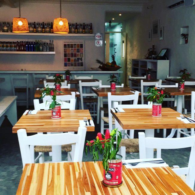 b767892a44cb Restaurante Kouzina Pinheiros Rua Francisco Leitão, 57, Pinheiros + 55 11  3063.5959
