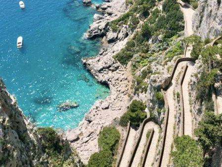Roteiro de 1 dia em Capri à la Silvia Braz