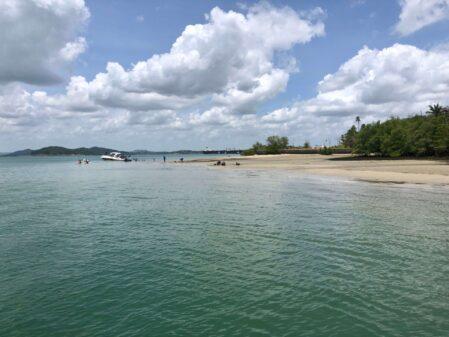 Passeio na Ilha dos Frades na Baía de Todos os Santos
